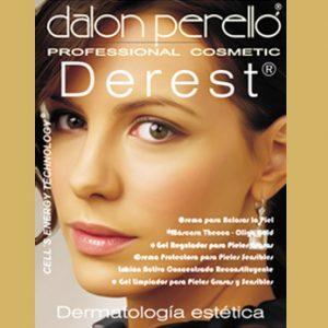 Linea Derest. Linea Dermatológica Estetica